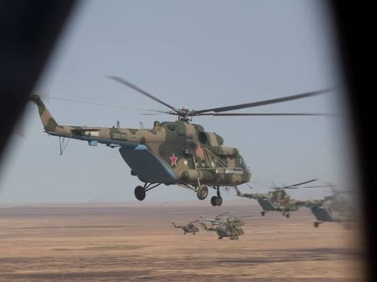 Корреспондента «МК» с вертолета забросили «за шиворот» противнику
