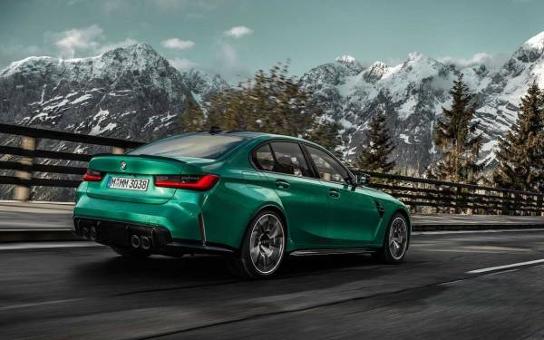 Новые BMW M3 и M4 и тюнинг для них