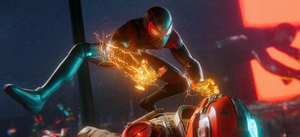 Spider-Man: Miles Morales будет работать на старых консолях только в 30 FPS