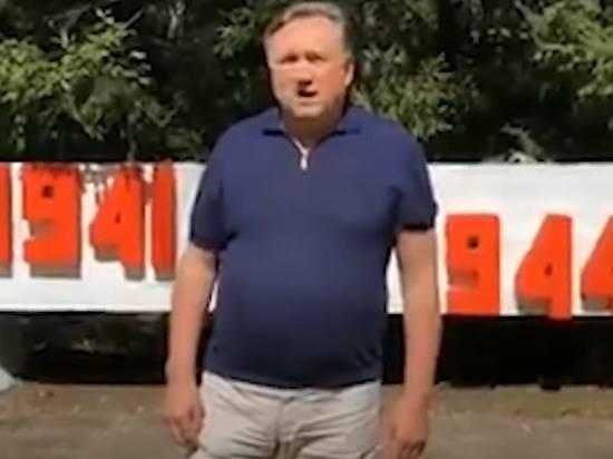 В Крыму потребовали отставки чиновника, пообещавшего русским «1941 год»