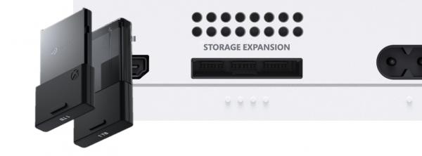 1 ТБ быстрого внешнего SSD за 19 тысяч: Названа стоимость карты расширения памяти для Xbox Series в России