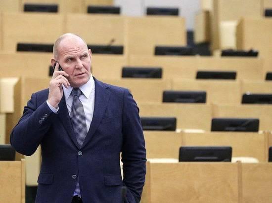 Александр Карелин стал сенатором от Новосибирской области