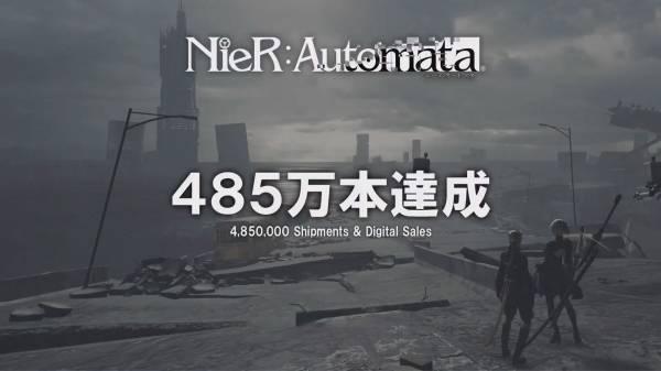 NieR: Automata вышла три года назад, но все еще интересна геймерам - продажи игры растут