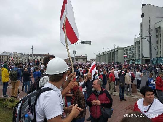 Оппозиционер из Белоруссии посчитал Путина очень сильным лидером