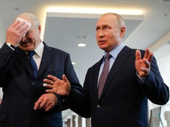 В графике Путина нет поездки в Белоруссию на Форум регионов