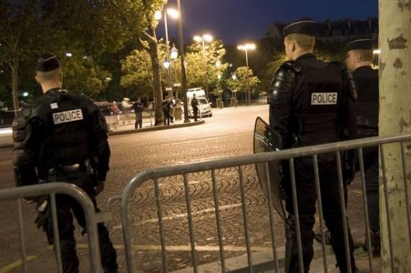 В Париже задержан подозреваемый в нападении у бывшего здания Charlie Hebdo