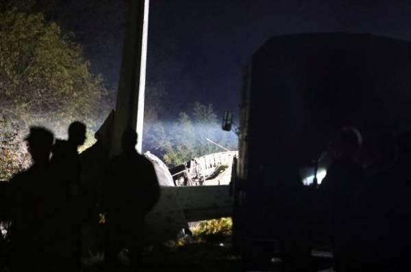 На Украине скончался один из курсантов, выживших в катастрофе Ан-26