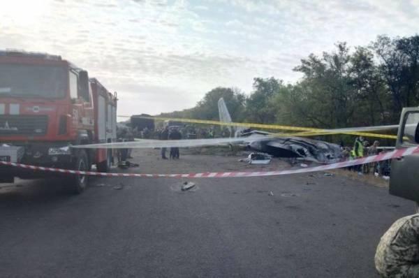 В Харьковской области рассказали о состоянии выживших после крушения Ан-26