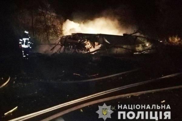 Выживший при крушении Ан-26 под Харьковом рассказал о случившемся