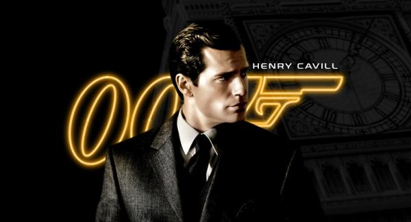 Из Ведьмака в Джеймса Бонда: Генри Кавилл заявил о желании стать следующим агентом 007