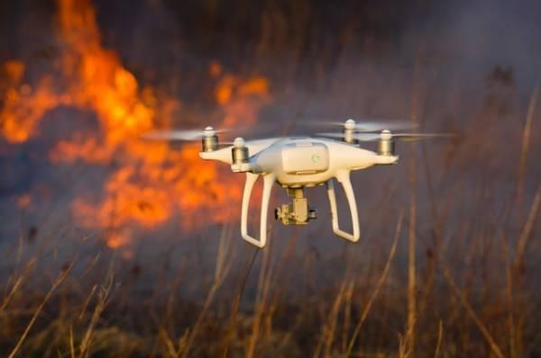 Под Ростовом начался второй пожар сухой травы