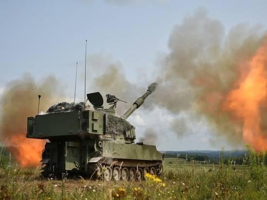 Ереван заявил, что Баку применяет в Карабахе тяжелые огнеметы