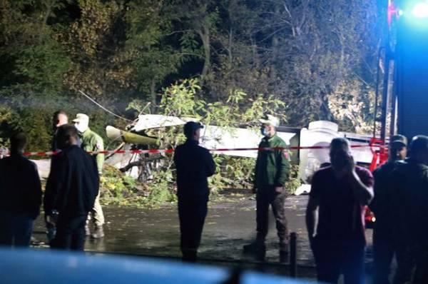 На Украине началась расшифровка бортовых самописцев разбившегося Ан-26