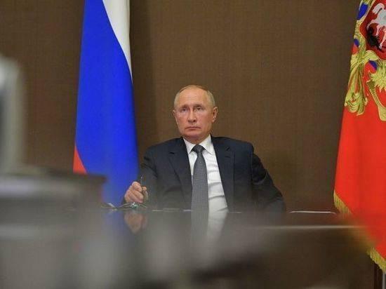 Путин помянул суп с котом из-за нацпроектов