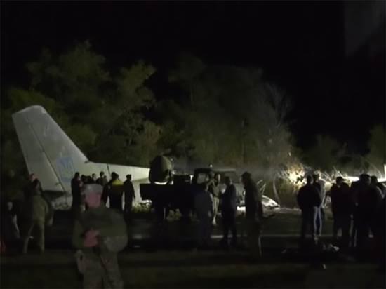 В Раде раскритиковали власти Украины за авиакатастрофу с Ан-26