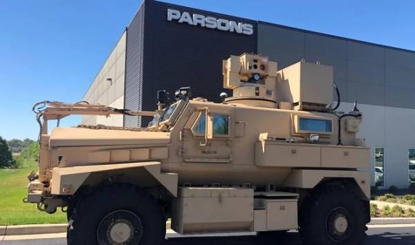 ВВС США закупает машины с лазерами для обезвреживания мин