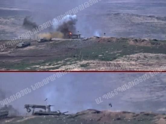 """Генерал """"Сирийской национальной армии"""" заявил о бойцах в Азербайджане"""