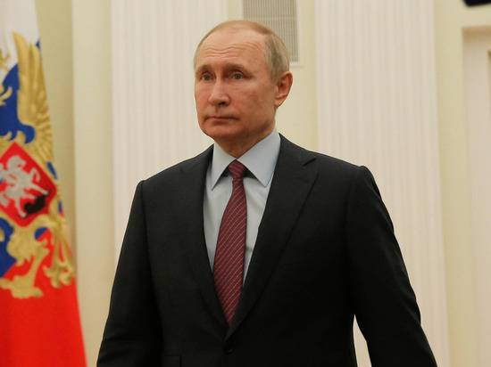 Кремль публично объявит о прививке Путина от коронавируса