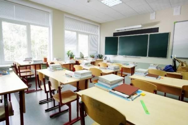 На Сахалине учитель пришла на урок чтения с топором