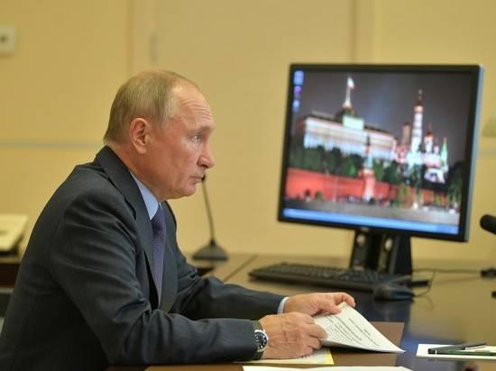 Путин рассказал о святой обязанности перед россиянами