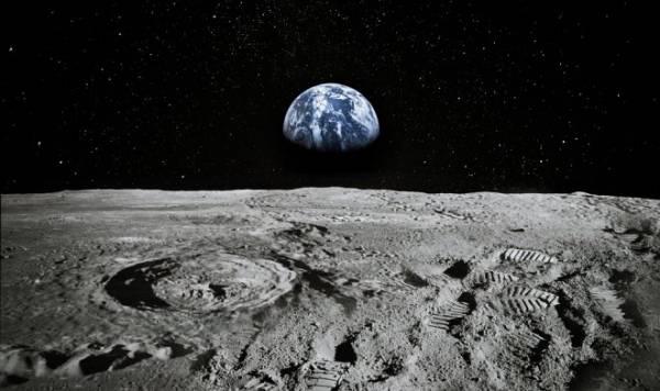 Внезапное открытие: уровень радиации на Луне оказался в 200 раз выше, чем на Земле