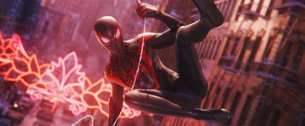 Хорошая новость: Spider-Man: Miles Morales для PlayStation 5 будет совместима с сохранениями от PS4