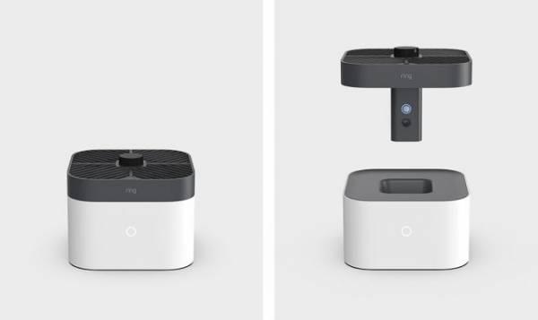 Летающая камера Amazon вам позволит патрулировать свой дом из любой точки мира