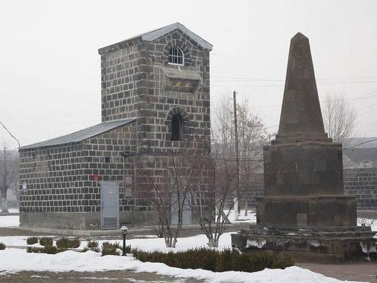 Описана судьба российской военной базы в Армении