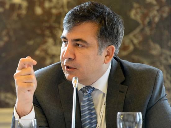 «Киллером», напавшим на Саакашвили в киевском ресторане, оказался гость-неплательщик