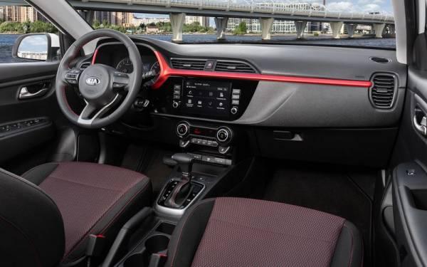 Стартовали продажи обновленного Kia Rio