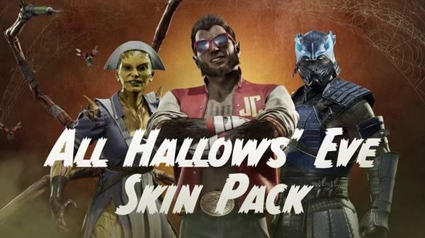 Загружаем бесплатно: Игрокам Mortal Kombat 11 приготовили подарок к Хэллоуину