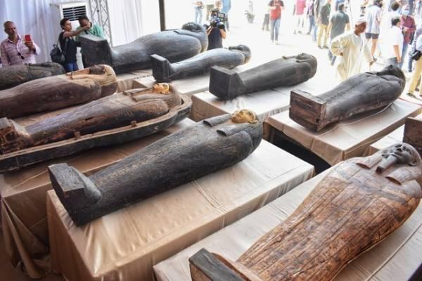 В Египте нашли идеально сохранившуюся мумию возрастом 2500 лет