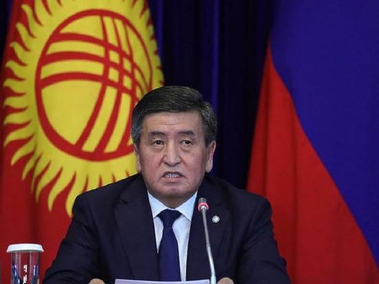 Президент Киргизии заявил о возможной отмене итогов выборов в парламент