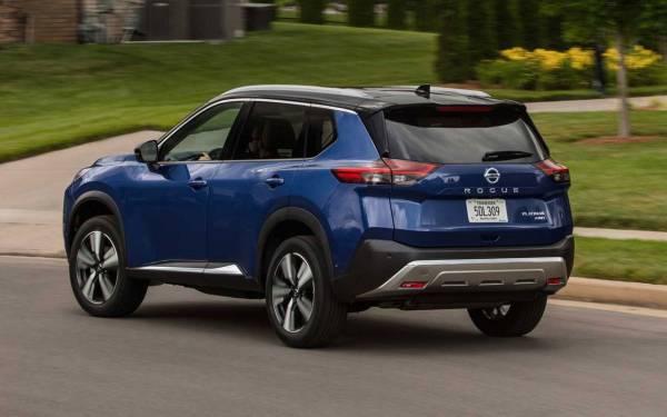 Новый Nissan X-Trail: известны цены