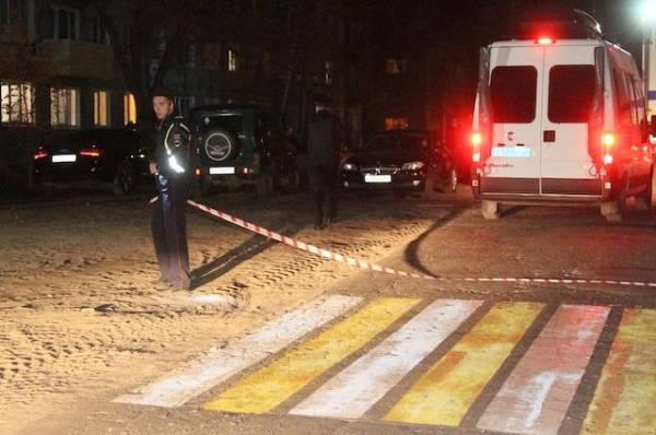 Глава СК поручил изучить версии инцидента со стрельбой в Большеорловском