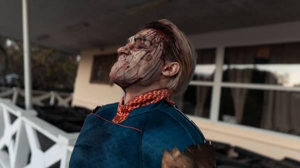 """Как настоящий: Русский косплеер вернулся и снова всех удивил перевоплощением в Хоумлендера из сериала """"Пацаны"""""""