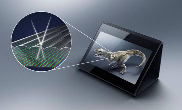 Sony представила передовой дисплей, который показывает 3D-изображение без очков - цена составляет 390 тысяч рублей