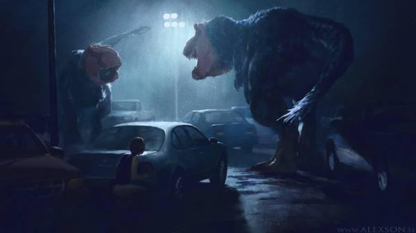 Фанат показал впечатляющую концепцию ремейка Dino Crisis