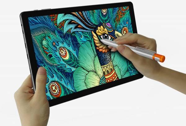 Chuwi представила гибридный планшет Hi10 XR на базе Intel Celeron N4120