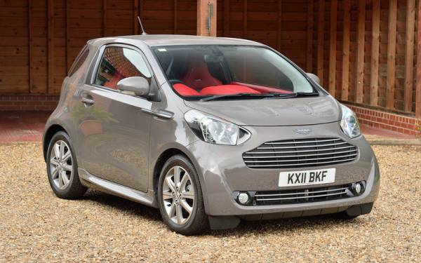 Дешевый (относительно) Aston Martin? Есть одна модель!