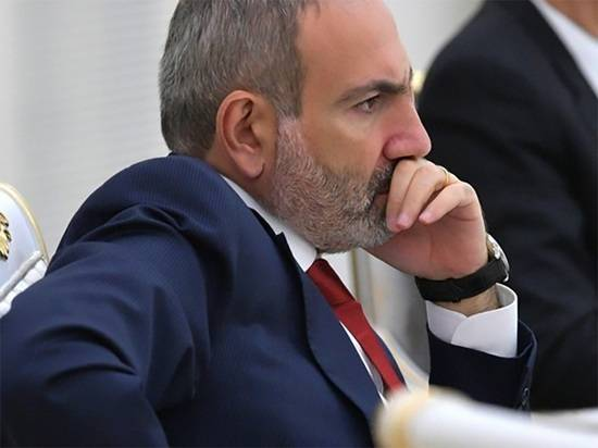 Пашинян рассказал, за что воюют в Карабахе