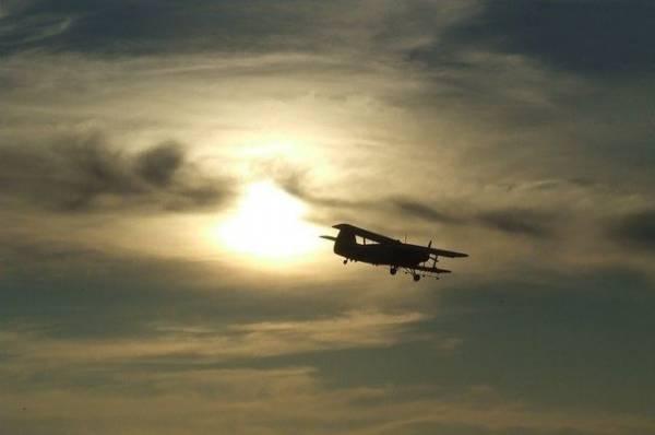 В Колумбии разбился учебный самолёт