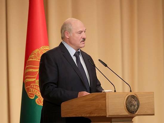 Лукашенко допустил уход Белоруссии в НАТО по воле народа