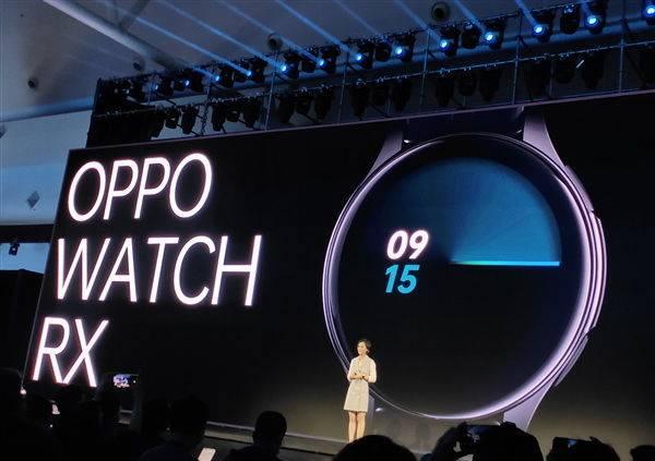 Oppo Watch RX — к выходу готовятся новые металлические смарт-часы с AMOLED-экраном