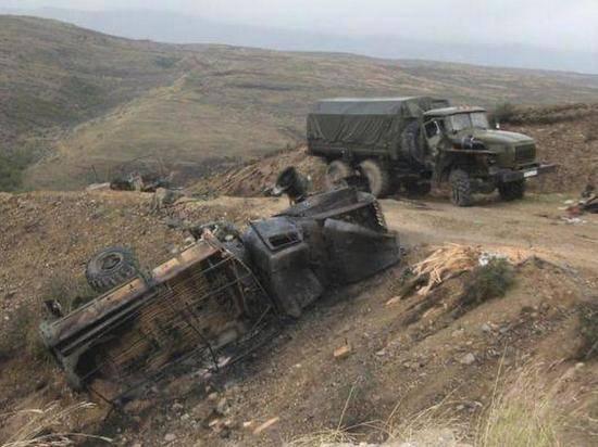 В Совфеде пояснили, когда Россия вмешается в карабахский конфликт