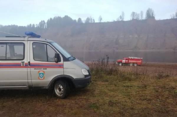 Подтверждена гибель четырех человек при крушении вертолета под Вологдой