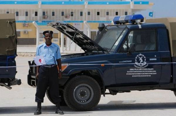 В Сомали совершено покушение на главу миграционной службы