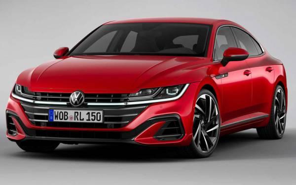 VW обновил Arteon и поднял цену