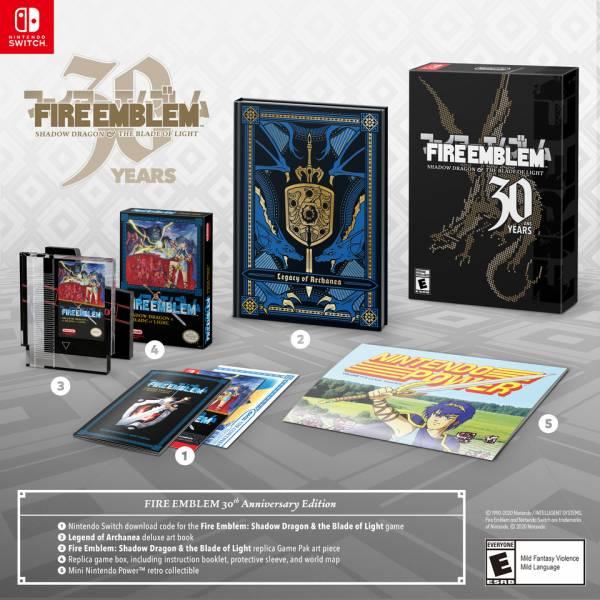 30 лет Fire Emblem: Nintendo анонсировала подарок для поклонников серии на Switch