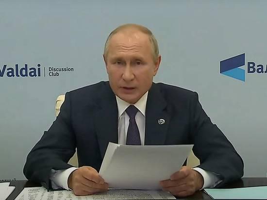Путин жестко отчитал ненавидящих Россию: «Как бы не простудиться на похоронах»